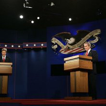 Presidential Debates Rarely Have Much Effect on Election Outcomes
