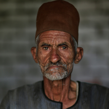 Old world: Portraits