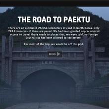 Road to Paektu