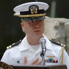 Navy recommends general court-martial for accused spy Lin