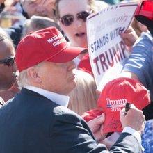 Donald Trump's Big Week Ends With A Huge Endorsement