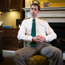 Tom Cotton: 'Deterrence, once lost, is very hard to regain'