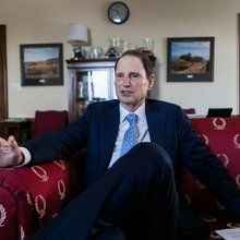 Ron Wyden: Sharing no secrets, asking tough questions
