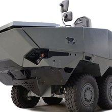 ST Kinetics unveils next-generation Terrex 2 amphibious armoured vehicle