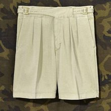 Summer's New Khaki Shorts: A WWII Classic Updated