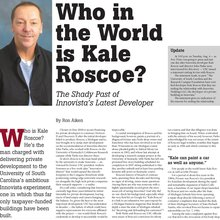 Who in the World is Kale Roscoe?