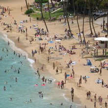 Dr Beach has declared Hanauma Bay the best beach in USA