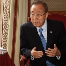 UN secretary general wants to maintain inter-Korean dialogue | NK News - North Korea News