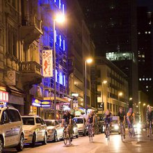 Strip Clubs, Heroin Clinics and Hipsters in Frankfurt's Red Light District