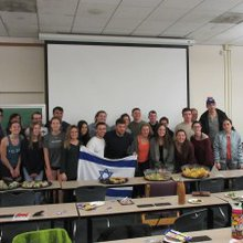 StandWithUs event features 2 IDF soldiers
