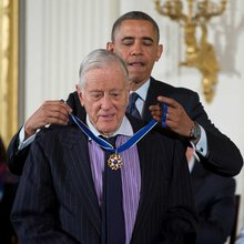 Saying goodbye to Ben Bradlee, legendary editor, personal hero