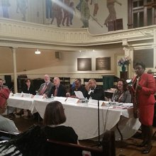 Town Hall Turns Into Debate Over Risks, Rewards Of A Constitutional Convention