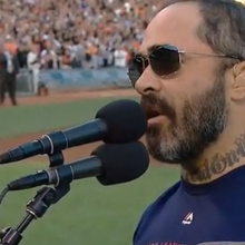 Why We Should Forgive the Guy from Staind for Botching the National Anthem