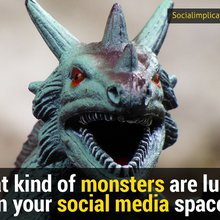 """Gurus"" and Other Social Media Monsters - Social Implications"