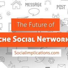 The Future of Niche Social Networking - Social Implications