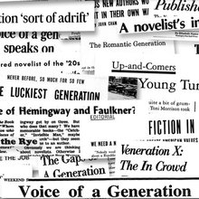 T-T-Talkin' About Voices of a Generation