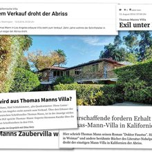 Thomas Mann's Pacific Palisades Home Is For Sale And It's A HUGE Deal In Germany