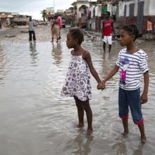How a Haitian-American Handles Survivor's Guilt & Disaster Capitalism