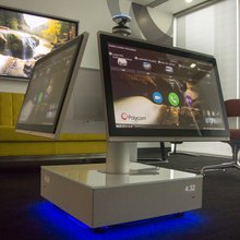 Inside Polycom's Workplace of the Future