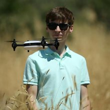 Utah teen launches consumer drone that can fly over 70 mph
