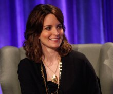 Tina Fey gives advice to women in tech