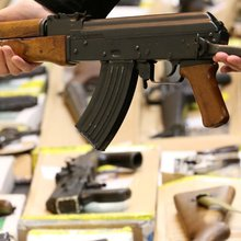 Small arms dealers less regulated than scout leaders