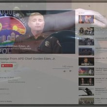 Albuquerque police chief announces use-of-force investigation on YouTube