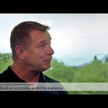 Rick Hansen wants to build a world accessible for everyone