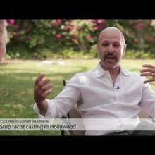 Maz Jobrani talks about casting stereotypes in Hollywood