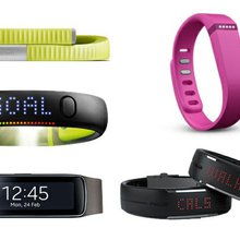 Battle of the Bands: Picking our favourite fitness bands
