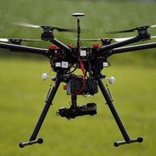 Drones enter race for the next content frontier