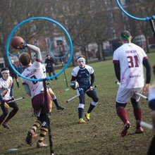 Quidditch is a real sport - and the major leagues are coming to Austin next weekend