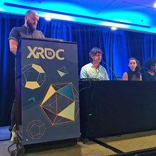 Highlights from the XRDC 2018 - 8Bit/Digi