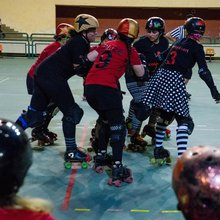 Egypt's All-Woman Roller Derby Team Is Skating Past Stereotypes
