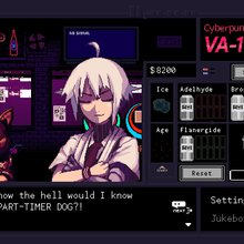 VA-11 HALL-A Review