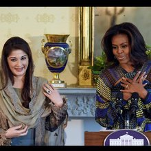 Pakistan Boosts Michelle Obama's Girls Education Efforts