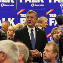 Falk wins Provencher in closest race since 2000