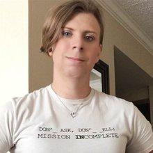 Despite Trump tweets, trans Army sergeant keeps proudly serving