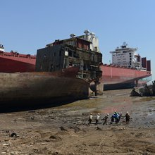 EU and South Asia Scrap Over Recycling Ships