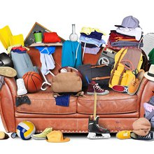 10 Ways to Organize Your Home and Life