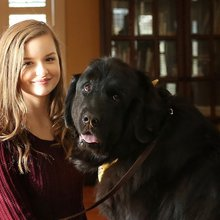 The Healing Power of Pets: How some four-legged friends ease pain and inspire confidence
