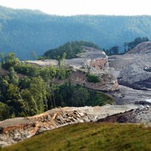 Mountaintop removal country's mental health crisis
