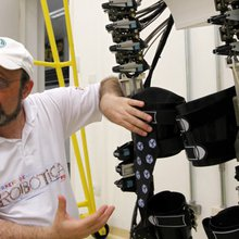 The World Cup's Mind-Controlled Exoskeleton