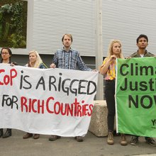 What's the best way to protect forests? That's a big question at the Paris climate talks.