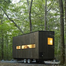 Harvard Students Create Vacation Micro Cabins for Stressed-Out City Dwellers