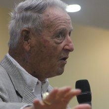 Bobby Bowden speaks at 'Second Chance' summit