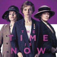 Suffragette is good for white feminism, bad for intersectionality