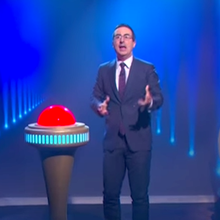 The Miracle of Debt Forgiveness on HBO's Last Week Tonight with John Oliver