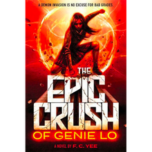 'The Epic Crush of Genie Lo' is young adult author F.C. Yee's laugh-out-loud debut