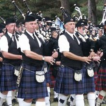 Scottish Games return to Chesterfield - Sept. 29-30